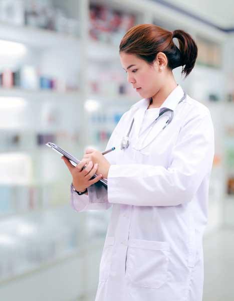 pharmacy practice setup